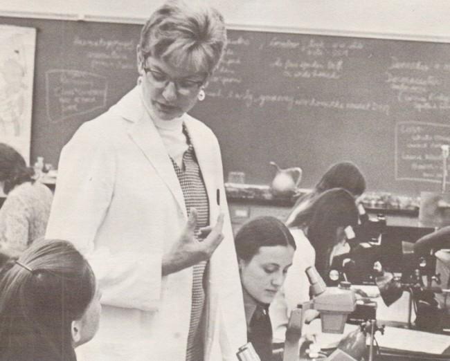 Professor Mary Laprade